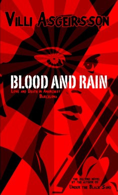 Blood and Rain - paperback cover