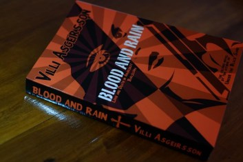 Blood and Rain - paperback