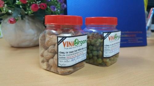 VinaOrganic nghiên cứu và chuyển giao công nghệ thực phẩm