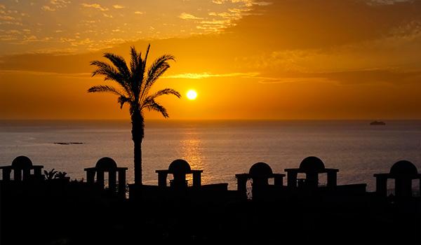 Vincci Selección La Plantación del Sur 5* Lujo Tenerife hotel.