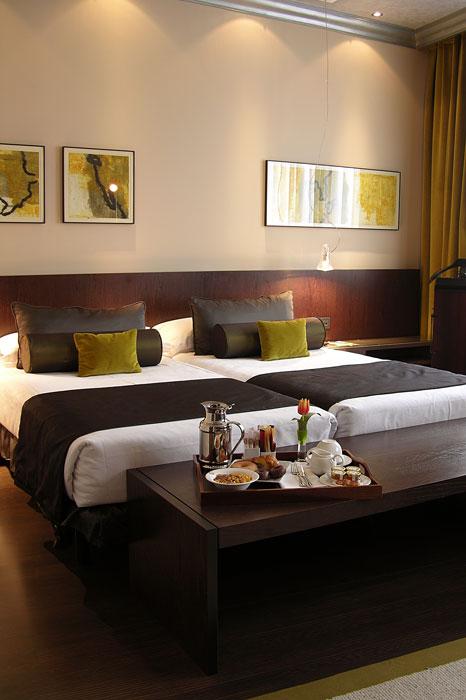 Vincci Centrum 4* Madrid 's room