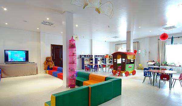 Miniclub at hotel Vincci Selección La Plantación del Sur 5* Lujo Tenerife