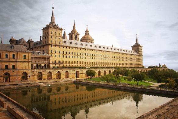 Site of El Escorial. / Photo: Wikipedia.org.