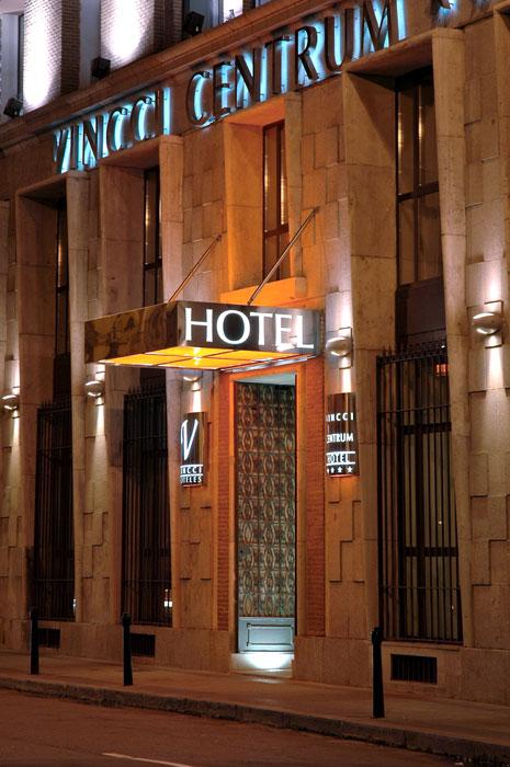 Hotel Vincci Centrum 4* Madrid.