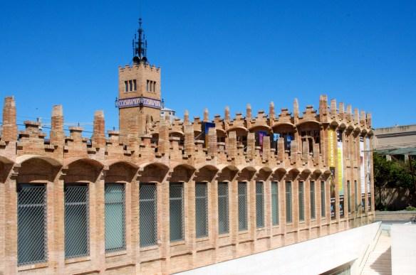 CaixaForum Barcelona. / Photo: Wikipedia.org.