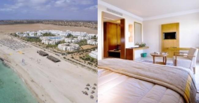 Hotel Vincci Helios Beach Túnez
