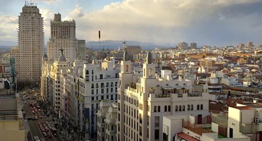 Emprende una ruta diferente en Madrid