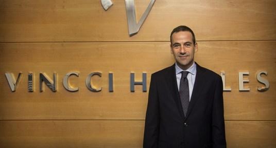 Pedro Marín Martinez, nuevo director comercial de Vincci Hoteles