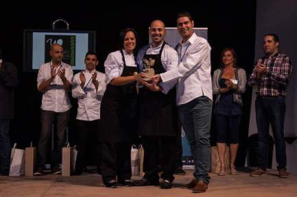 El restaurante Alamar del hotel Vincci Selección Aleysa se hace con el langostino de oro de Vinaròs