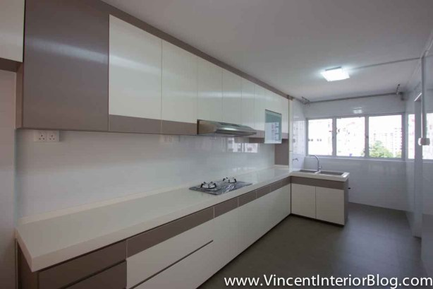 Singapore hdb 5 room flat kitchen designs for Kitchen ideas hdb