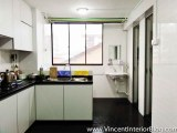 Resale 3 Room HDB renovation (Kitchen &amp; Toilet) by PLUS Interior Design  Part 4  Project completed