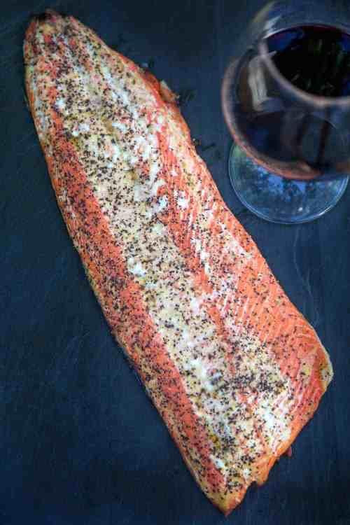 Medium Of Salmon Steak Recipe