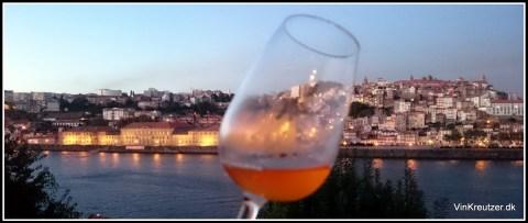 Udsigten fra Churchill's over Douro floden