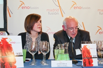 Javier Ochoa y Adriana Ochoa