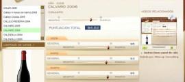 CALVARIO 2006 - 94.62 PUNTOS EN WWW.ECATAS.COM POR JOAQUIN PARRA WINE UP