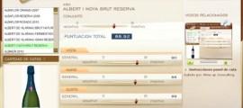 ALBERT I NOYA BRUT RESERVA - 88.92 PUNTOS EN WWW.ECATAS.COM POR JOAQUIN PARRA WINE UP