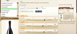 HATON EXTRA BRUT BLAN DE BLANCS - 91.23 PUNTOS EN WWW.ECATAS.COM POR JOAQUIN PARRA WINE UP