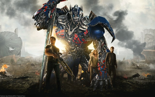 Transformers: Age of Platitude