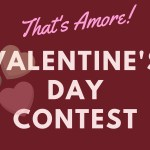 Valentine's Day Contest 2019 – 3rd Place Winner