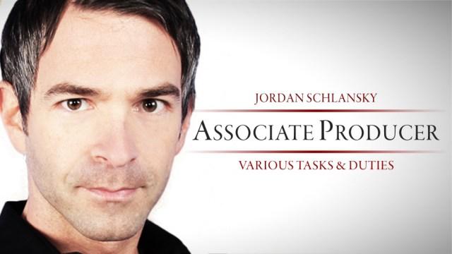 Jordan Schlansky: A Man with Various Responsibilities