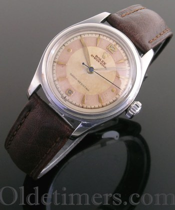 1950s steel vintage Rolex Oyster Royal watch