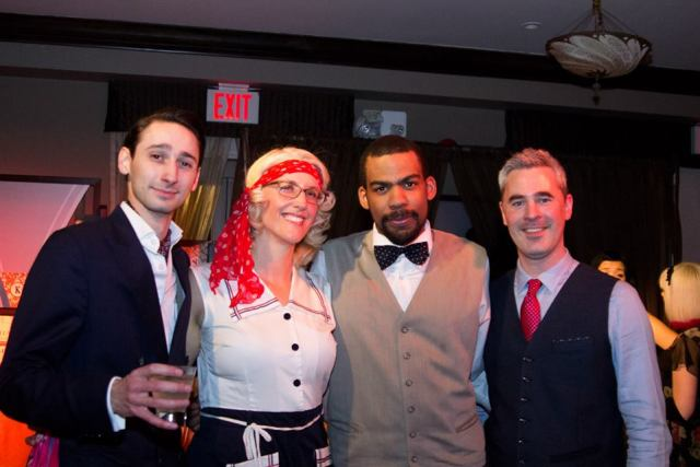 1920s Speakeasy Party at Palais Royale Toronto