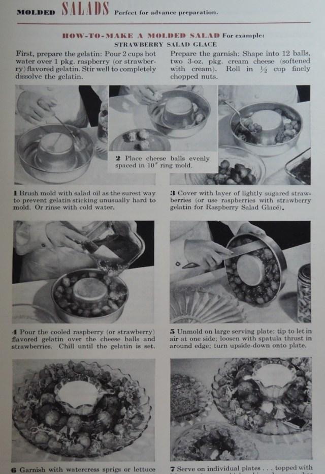 1950s Jello mold salad