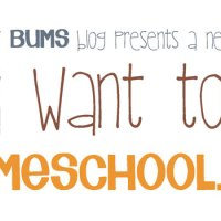 I Want To Homeschool, But...We Can't Afford It.