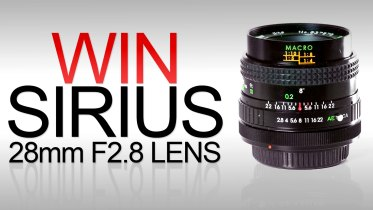WIN Sirius 28mm F/2.8 Lens | Closed