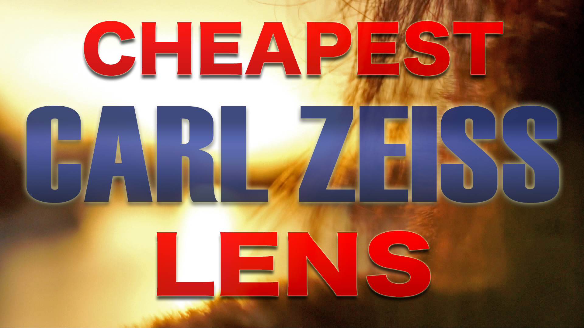Cheapest CARL ZEISS Lens | 50mm F/2.8 | Full Review