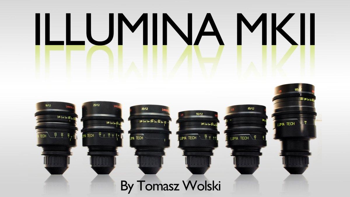 ILLUMINA (LOMO) Super35 High Speed Cine Lenses