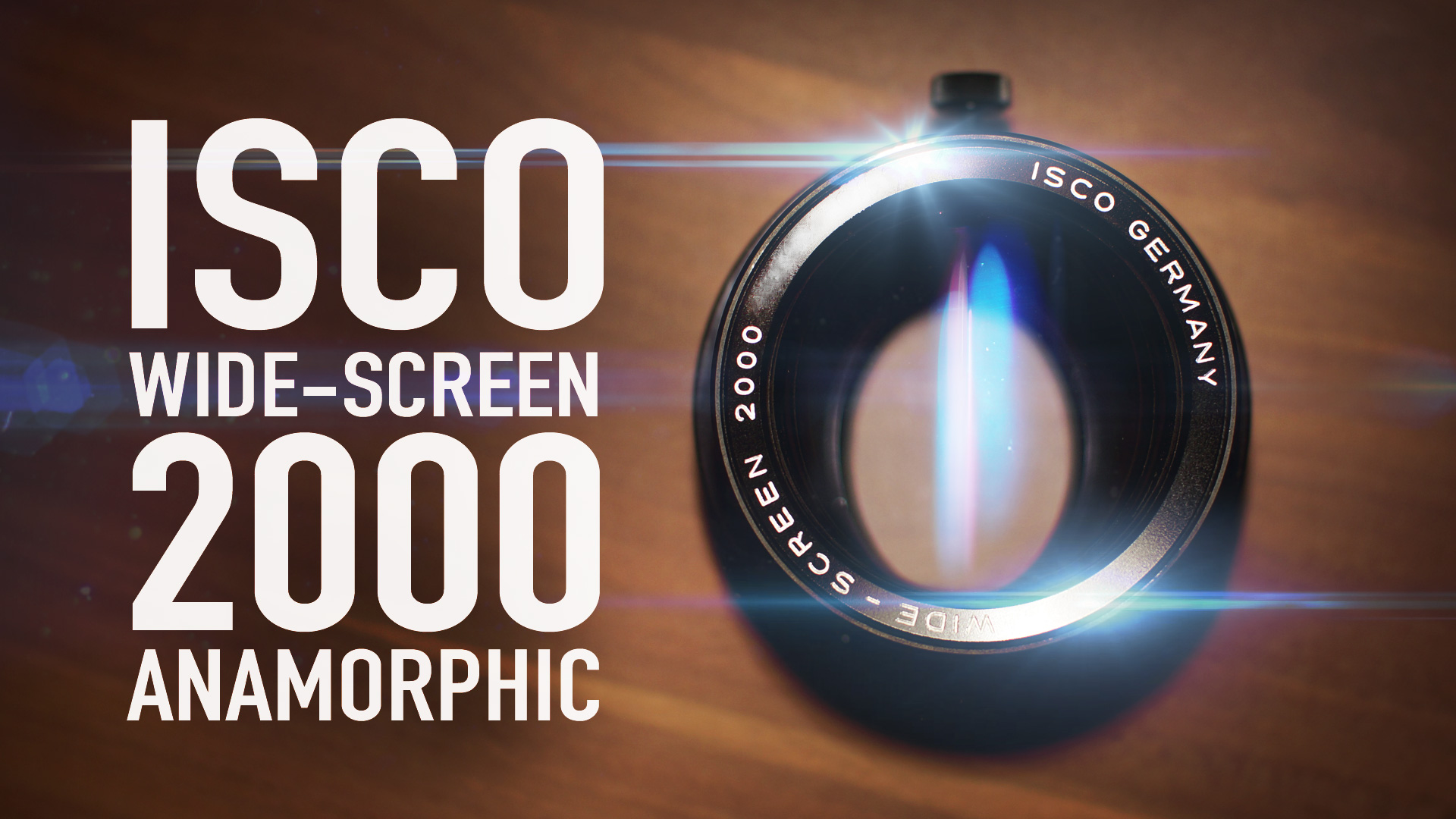 ISCO WIDE-SCREEN 2000 1.5x Anamorphic Lens | In-Depth Review