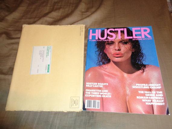 Hustler Magazine [US Edition] November 1979 (RE-UPLOAD) [Full Scans]