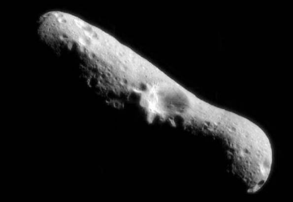 asteroid eros