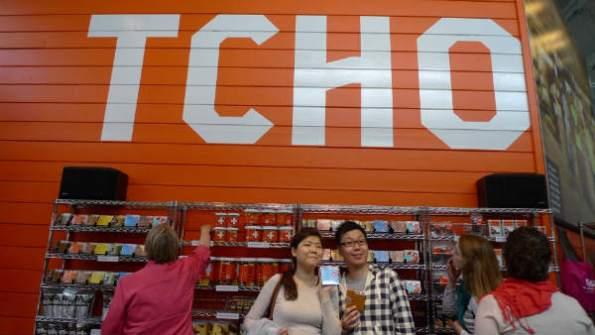 Tcho, pronounced Cho