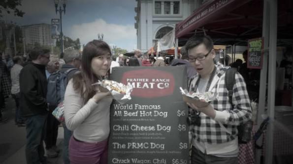 World famous hotdogs
