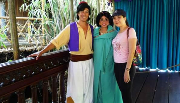 Aladdin Disneyland