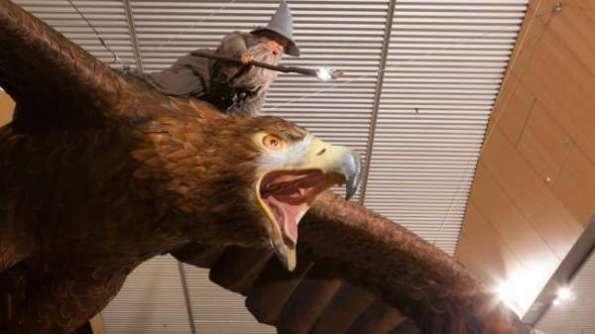 gandalf eagle