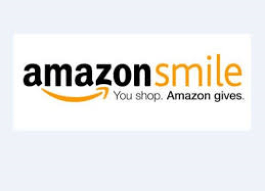 Donate while you shop on AmazonSmile.com