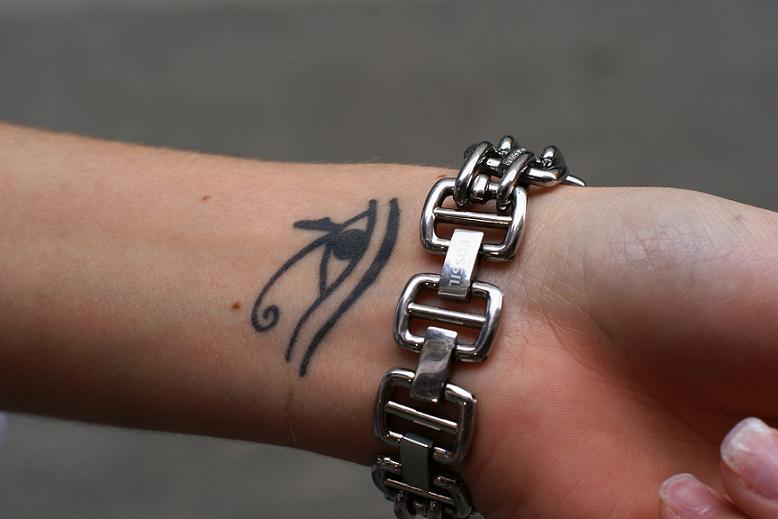 Inked! Tattoo Love - Eye Of Horus