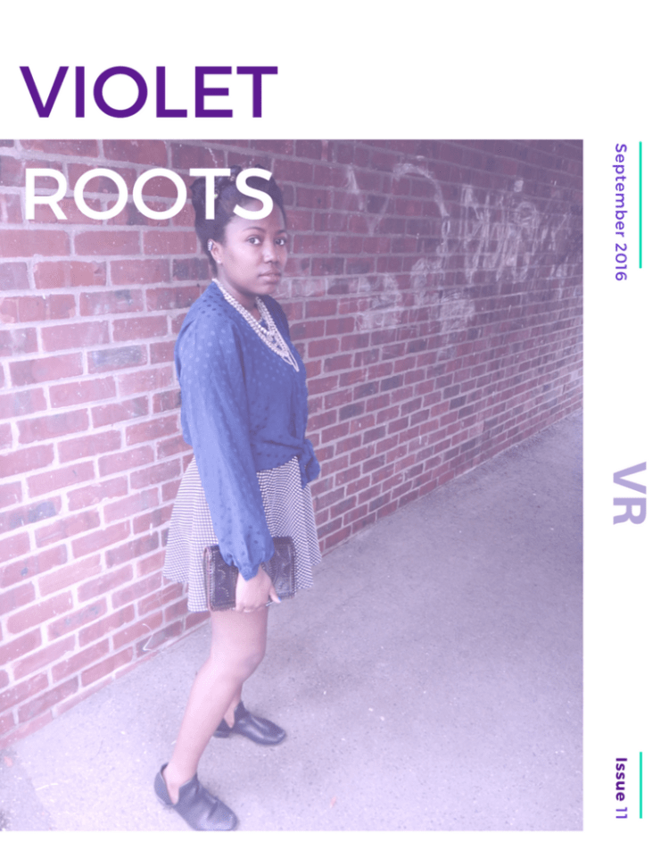 "Violet Roots Issue 11 || September 2016 - Violet Roots Issue 11 is a ""Letter from the Editor"" series! Each month get a sneak peak at what's to come & gain access to exclusive subscriber content!"