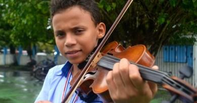Abner Campos vence concurso na Guiana