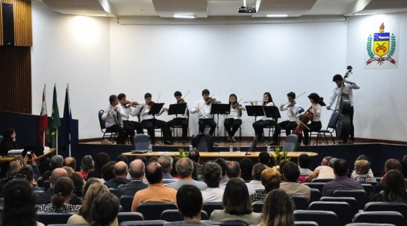 Orquestra de Câmara da UFSC está com Inscrições Abertas