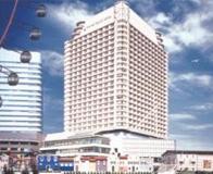パン パシフィック 横浜ベイホテル東急