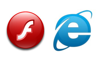 كيف نجعل فلاش بلاير يعمل مع إنترنت إكسبلورر 9