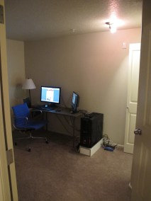 Office (Second Bedroom)