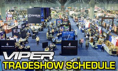 Tradeshow-Schedule