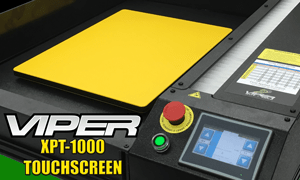 Viper XPT-1000 Touchscreen Pretreatment Machine