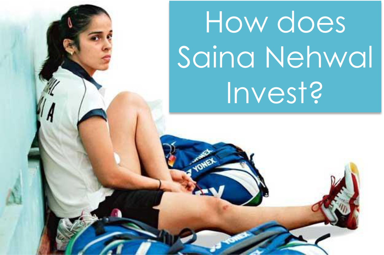 How Saina Nehwal invests her money worries me