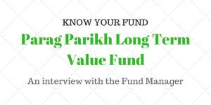 Parag Parikh Long Term Value Fund & Arbitrage Funds